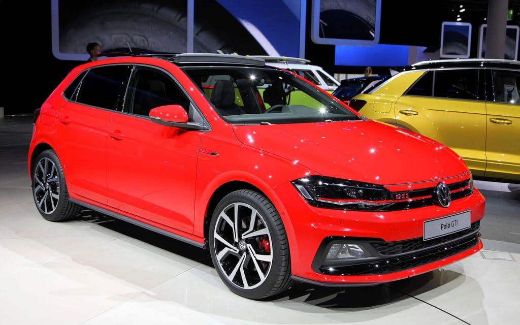 Volkswagen Polo VI GTI